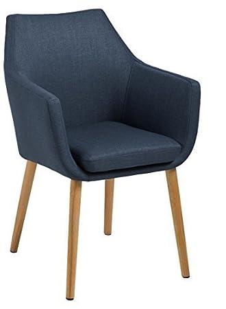 Eiche Stuhl Esszimmerstühle 1 DesignbotschaftStockholm Blau xrdCshQt