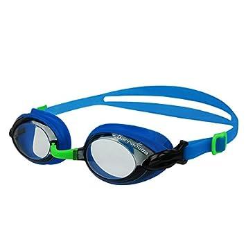 729d4e17056 Dr.B Optical Swim Goggles BARRACUDA RX with 3 Nose Pieces