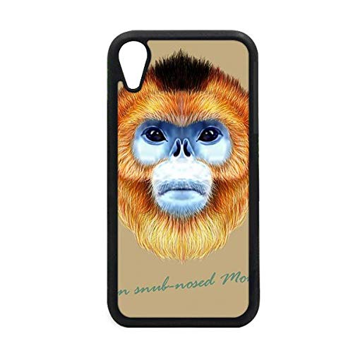 nkey Animal iPhone XR iPhonecase Cover Apple Phone Case ()