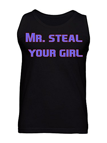 Mr. Steal Your Girl Men's Tank Top