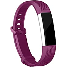 For Fitbit Alta Bands and Fitbit Alta HR Bands, Newest Adjustable Sport Strap Replacement Bands for Fitbit Alta and Fitbit Alta HR Smartwatch Fitness Wristbands