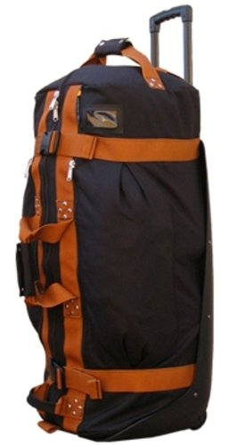 Club Glove Rolling Duffle 2 Black Xl – 10Th Anniversary, Outdoor Stuffs