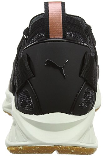 Scarpe Outdoor Donna Ignite VR Lo Sportive Puma quarry Nero Evoknit Shade Black quiet xYf0xqI