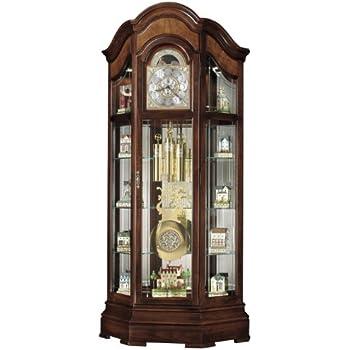 grandfather clock. howard miller 610939 majestic ii grandfather clock by o