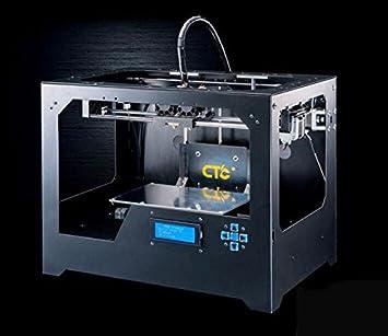 3D impresora 3D Printer negro Dual prototipos Dš¹sen desktop rapid ...