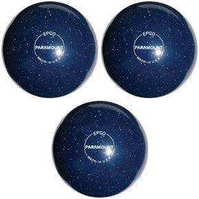 EPCO-Duckpin-Bowling-Ball-Speckled-Houseball-BlueBalls-3-Balls