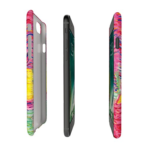 Koveru Back Cover Case for Apple iPhone 7 - Silent Girl