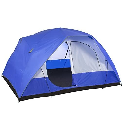 Best-Choice-Products-5-Person-Camping-Tent-Family-Outdoor-Sleeping-Dome-Water-Resistant-W-Carry-Bag