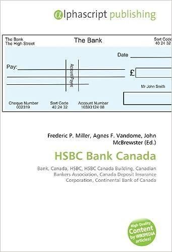 HSBC Bank Canada: Bank, Canada, HSBC, HSBC Canada Building, Canadian