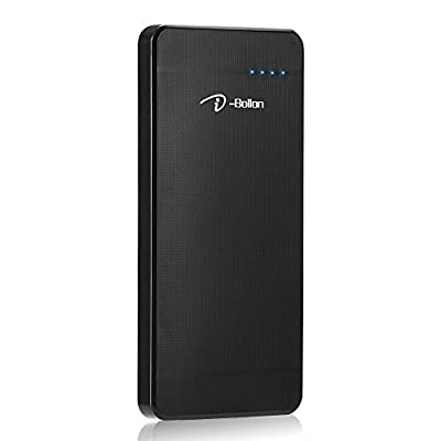 portable charger,power bank,I-Bollon 8000MAH two output fast charging external battery charge for iphone6 iPhone 6 Plus 5S 5C 5 4S,iPad Mini, Samsung Galaxy S5 S4 Note, more Phones and Tablets