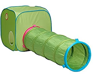 Indoor Child Tent includes IKEA Kids Tunnel and IKEA Play Tent - 18 Month u0026 Up  sc 1 st  Amazon.com & Amazon.com: Indoor Child Tent includes IKEA Kids Tunnel and IKEA ...