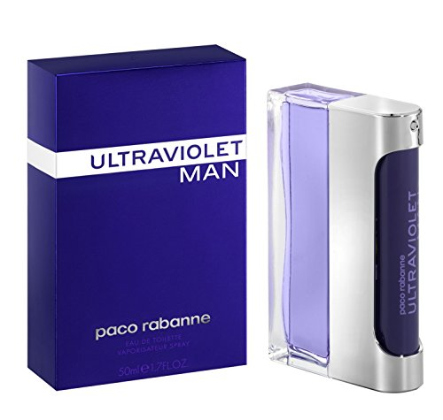 Ultraviolet Man Edt (Ultraviolet By Paco Rabanne For Men. Eau De Toilette Spray 1.7 Ounces)