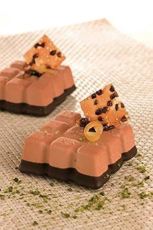 Demarle Flexipan - Molde para hacer chocolate, 600 x 400 mm: Amazon.es: Hogar