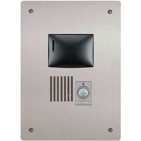 - MK FLUSH MOUNT VANDAL RESISTANT VIDEO DOOR STATION, STAINLESS STEEL