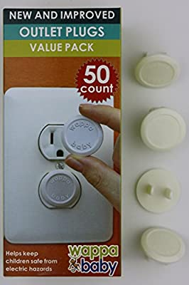 50 count Baby Outlet Covers