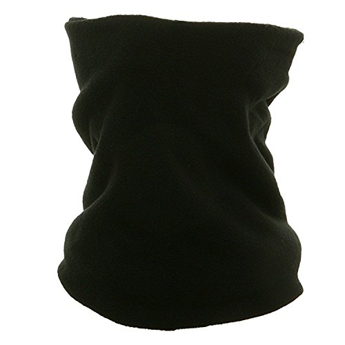 Army Universe Black Thick Micro Fleece Long Warm Winter Heavyweight Double  Layer Neck Warmer Gaiter - Buy Online in UAE.  8390a4fb066