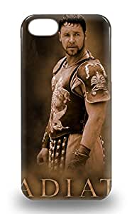 Iphone 3D PC Case Cover For Iphone 5/5s Retailer Packaging Dreamworks Gladiator Action War Romance Protective 3D PC Case ( Custom Picture iPhone 6, iPhone 6 PLUS, iPhone 5, iPhone 5S, iPhone 5C, iPhone 4, iPhone 4S,Galaxy S6,Galaxy S5,Galaxy S4,Galaxy S3,Note 3,iPad Mini-Mini 2,iPad Air )