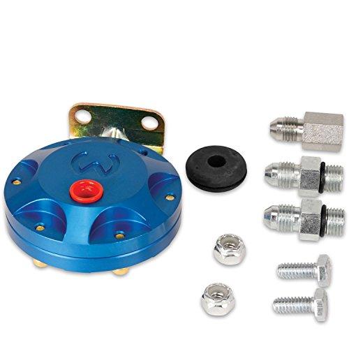 Mallory 29139 Pressure Gauge Isolator Kit (80 psiMax)