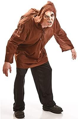 Disfraz de El Jorobado para hombre: Amazon.es: Juguetes y juegos