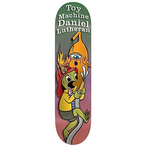 Toy Machine スケートボードデッキ ルーテルバレンタイン8.5インチ