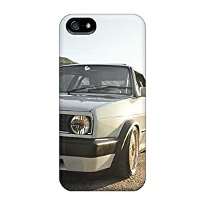 Awesome Volkswagen Golf Flip Case With Fashion Design For Iphone 5/5s