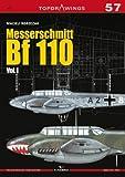 Messerschmitt Bf 110 Vol. I (Top Drawings)