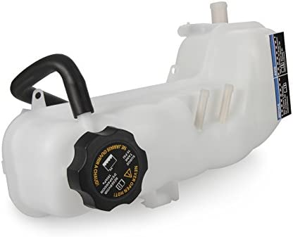 Radiator Coolant Overflow Tank For 2002 Chevy Cavalier L4 2.2L 8th Vin Digit 4