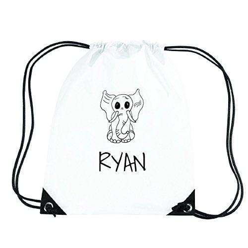 JOllipets RYAN Turnbeutel Sport Tasche PGYM5888 Design: Elefant