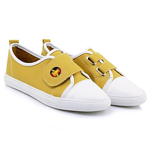 Mujer Yellow Pumps Top Low Coolcept PgwdaTWqq