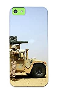 meilinF000DGXlbM-1142-ROJor Tough iphone 4/4s Case Cover/ Case For iphone 4/4s(hummer Soldier Missile Stop Action Military Weapons ) / New Year's Day's GiftmeilinF000
