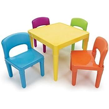 Amazon Com Phumon567 Activity Table Kids Play Indoor