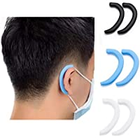 Reusable Silicone Comfort Ear Cap For Face Mask, Earloop For Adults And Ear Strap For Kids