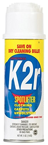K2r 33001 5 oz Spotlifter Stain Remover - Quantity 13 cans by K2R