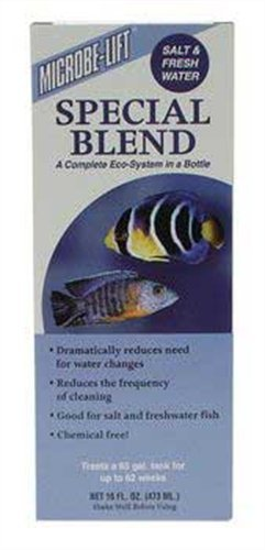 Special Fish (Microbe-Lift Special Blend for Home Aquariums, 16-Ounce)