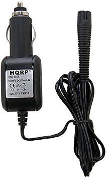 HQRP Cargador de Coche para Braun Series 7 Model 740s-6 Tipo 5697 ...