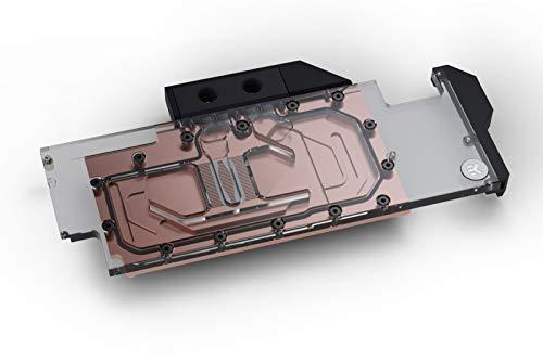 EKWB EK-Vector RTX 2080 Ti GPU Waterblock, Copper/Plexi