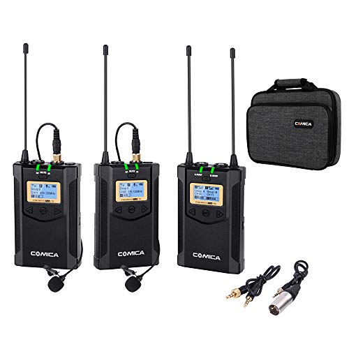 Comica CVM-WM100 Plus UHF