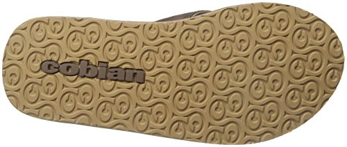 Cobian Mens De Ranch Flip-flop Chocolade
