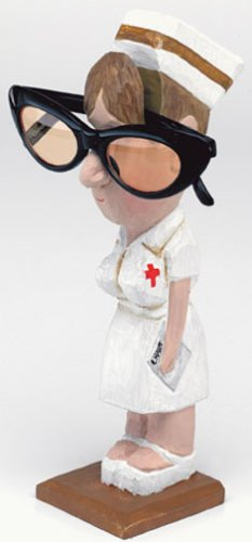 Amazon nurse peeper wood wooden eyeglass and business card nurse peeper wood wooden eyeglass and business card holder reheart Images
