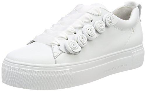 Sohle Weiß Baskets und Femme Bianco Kennel Schmenger Big Weiß 6Cq0WXWaw