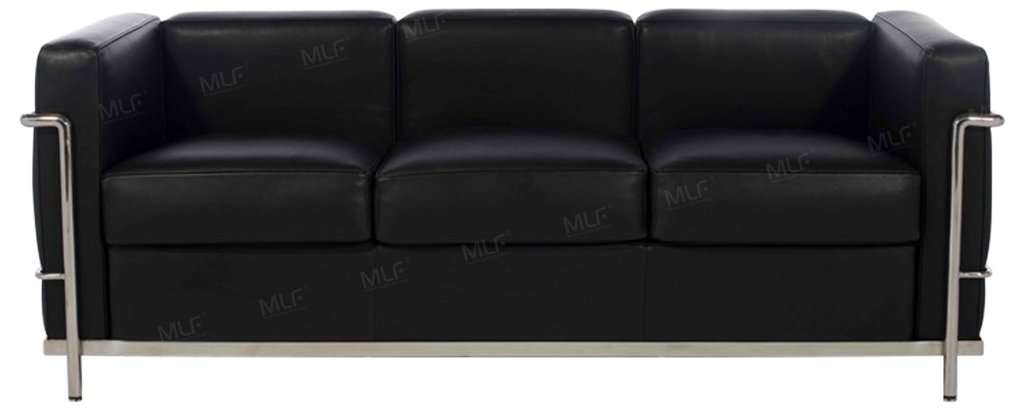Amazon.com: MLF Le Corbusier Style Sofa, Couches and Sofas ...