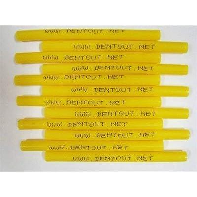 """Dentout dent Out Bâtons de colle """"Cool climat"""" Recharges de colle. 10, 2cm Taille"""
