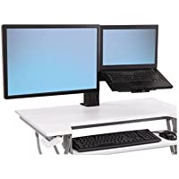 WorkFit-T and WorkFit-PD Conversion Kit, LCD & Laptop Kit, Black, Sold as 1 Each