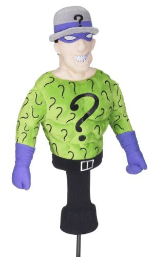 Riddler Cover - Creative Covers for Golf The Riddler Head Cover