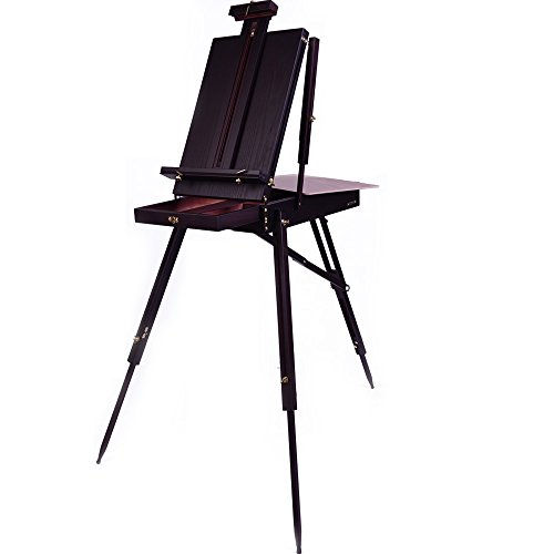 Mont Marte French Box Easels Black by Mont Marte