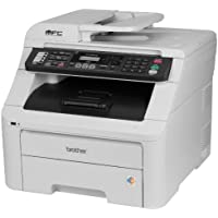 Brother MFC9325CW Wireless Color Printer with Scanner, Copier & Fax