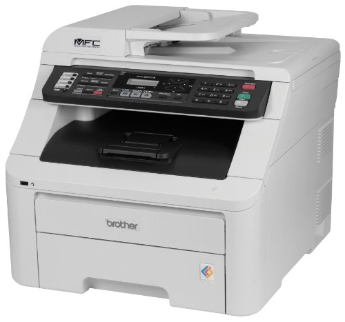 (Brother MFC9325CW Wireless Color Printer with Scanner, Copier & Fax)