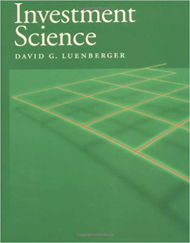 investment science manual luenberger rapidshare