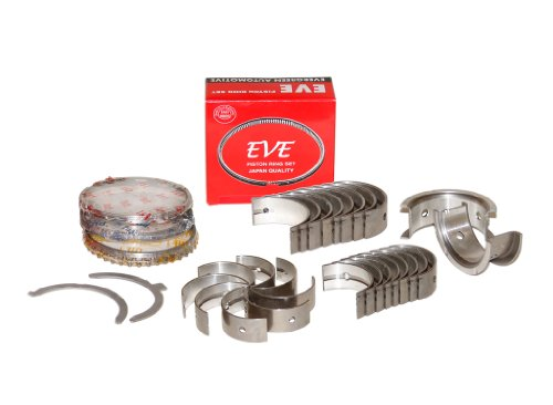 - Evergreen RSBR2000/0/0/0 Fits Toyota 22R Ring Set w/Main & Rod Bearings