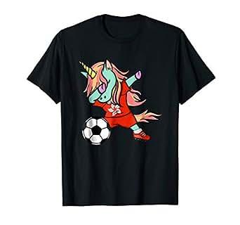 Amazon.com: Camiseta de fútbol de Hong Kong, diseño de ...